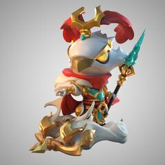 Warring Kingdoms Azir Statue Model 1 (by Riot Artists <a href=