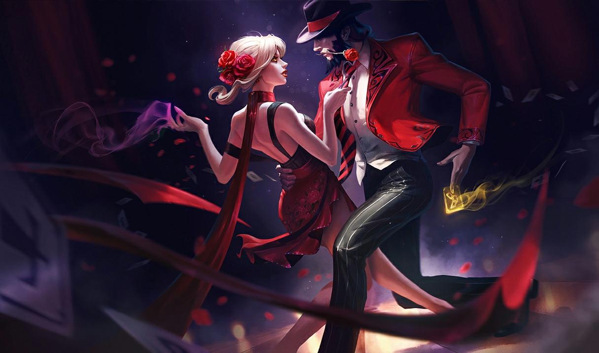 Evelynn Tango-Evelynn S
