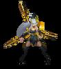 Irelia Himmlisches Schwert Irelia (Obsidian) M