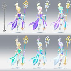 Star Guardian Janna Concept 2 (by Riot Artist <a href=