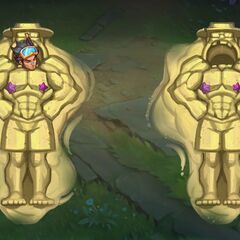 Pool Party Jarvan IV Concept 1 (by Riot Artist <a href=