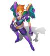 Kai'Sa Arcade-Kai'Sa (Amethyst) M
