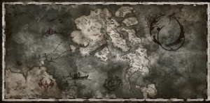 Noxus Ionia Invasion map