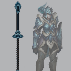 Sejuani Update Concept 3 (by Riot Artist <a href=