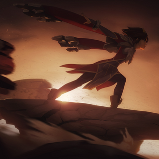 Taliyah: Homecoming Concept 1 (by Riot Artist <a href=