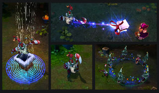 Veigar BadSanta Screenshots