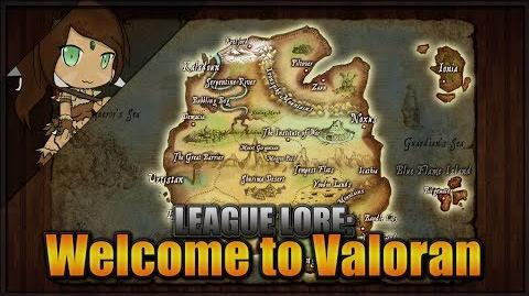 Welcome to Valoran