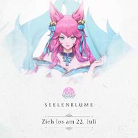 Ahri Seelenblumen Promo 02