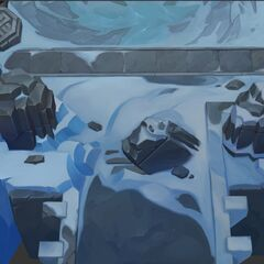 Winter's Claw Arena Concept 3 (by Riot Artist <a rel=