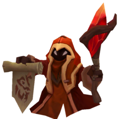 Red Caster Minion <small>(Chaos)</small>