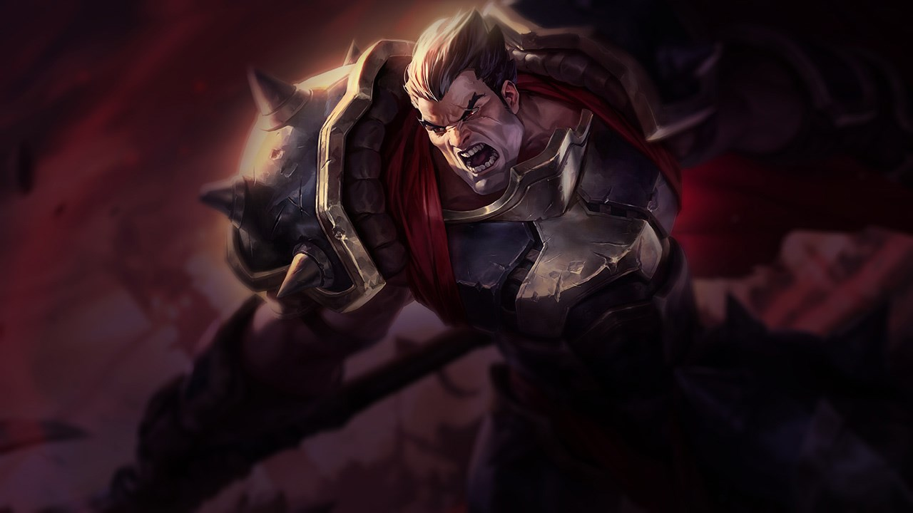 Darius OriginalCentered