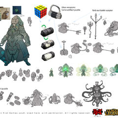 Illaoi Concept 5 (by Riot Artist <a rel=
