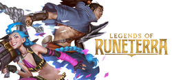 Legends of Runeterra navigation