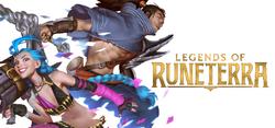 Legends of Runeterra navigation