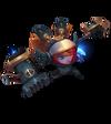 Poppy Astronaut (Chrono)