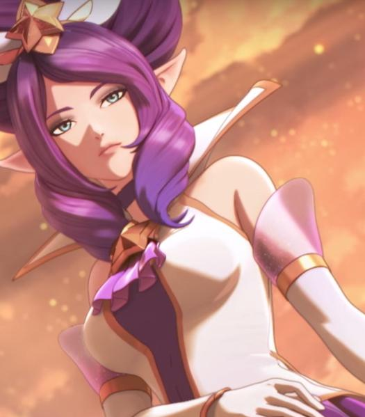 Star Guardian Promo Janna