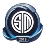Worlds 2018 Team SoloMid Emote