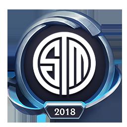 Worlds 2018 Team SoloMid Emote