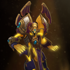 Guardian of the Sands Xerath Model 2 (by Riot Artist <a href=