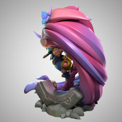Zoe Statue Model 2 (by Riot Artists <a href=