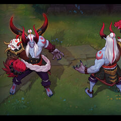 Blood Moon Aatrox Concept 1 (by Riot Artist <a href=