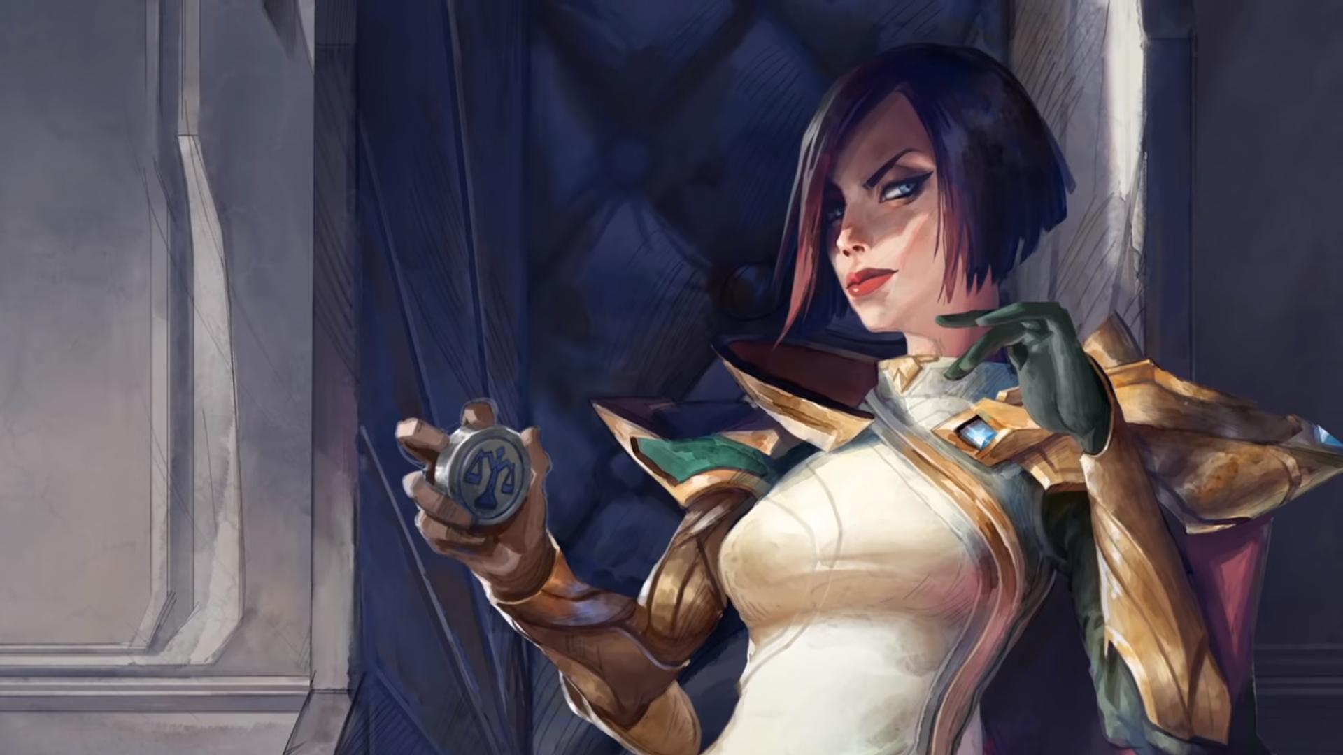 Demacia Tellstones King's Gambit