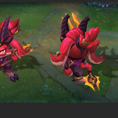 Little Devil Fizz Concept (by Riot Artist <a href=