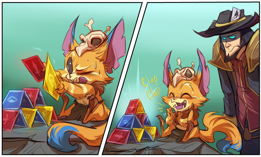 Gnar Playtime with Gnar pr01