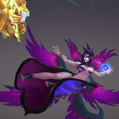 Kayle and Morgana Update Model 3 (by Riot Artists <a href=