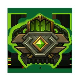 Level 40 Prestige Emote
