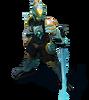 Master Yi Headhunter (Aqua)