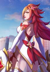 Miss Fortune CG portret