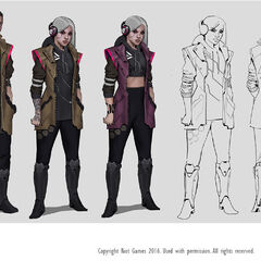 PROJECT attire Concept 3 (by Riot Artists <a rel=