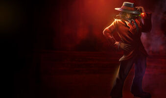 Twisted Fate Tango-Twisted Fate S alt