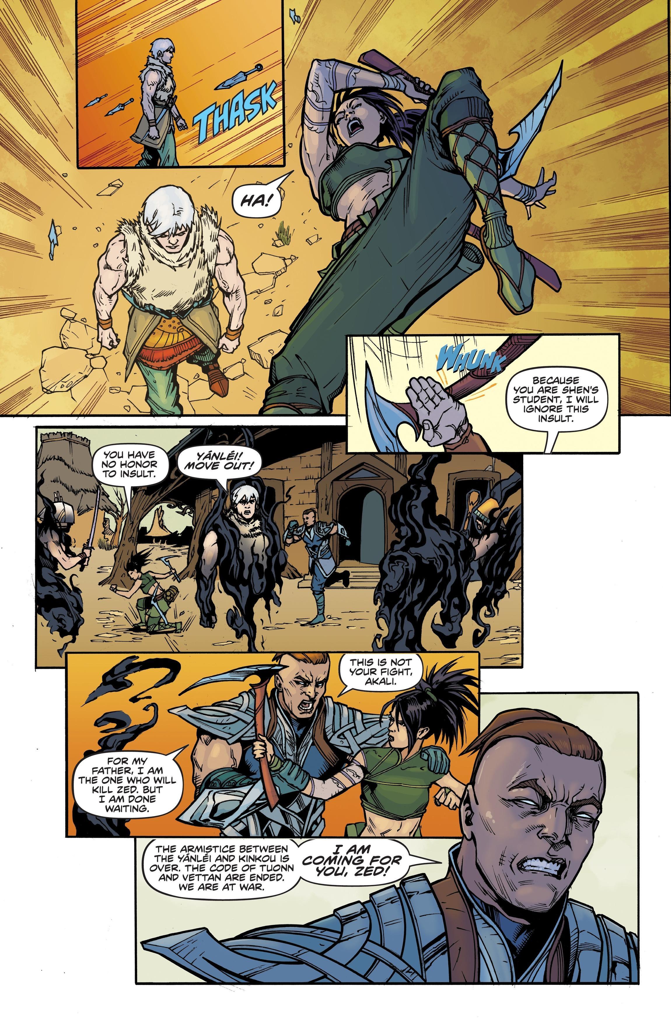 Zed Comic 3 pr17