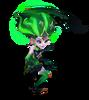 Zoe Sternenwächterin Zoe (Smaragd) M