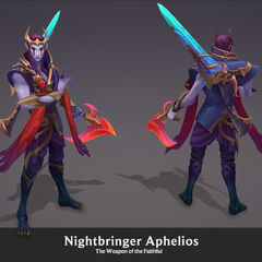 Nightbringer Aphelios Model 3 (by Riot Artist <a rel=