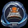 Emotka Mistrzostwa 2018 – KBM