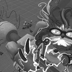 Heimerdinger Update Splash Concept (by Riot Artist <a href=