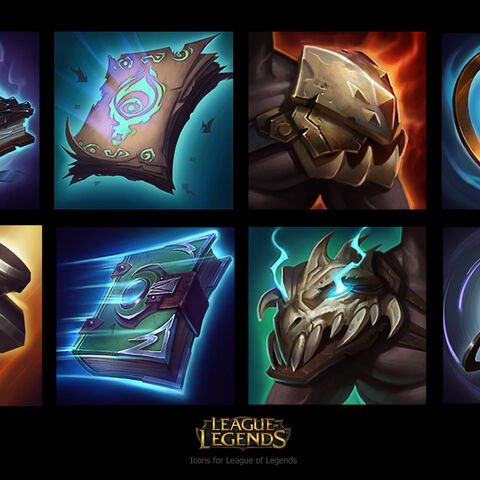Item Icons 1