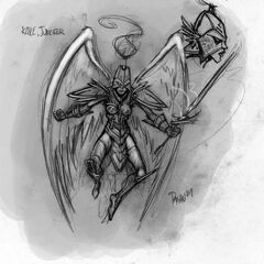 Kayle Concept 1 (by Riot Artist <a href=