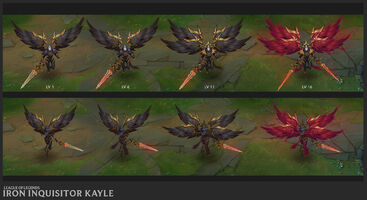 Kayle Update Eiserne Inquisitorin Konzept 02