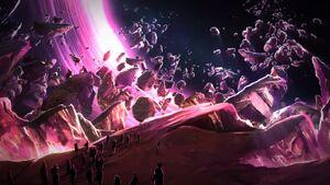 Kosmische Ruinen