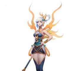 Lunar Empress Lux Concept 4 (by Riot Artist <a href=