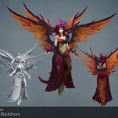 Blackthorn Morgana Update Model 1 (by Riot Artists <a href=