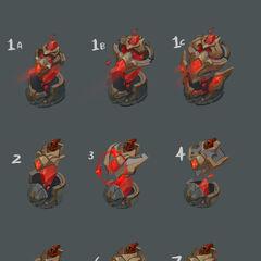 Nexus Siege Turret Concept 3 (by Riot Artist <a rel=