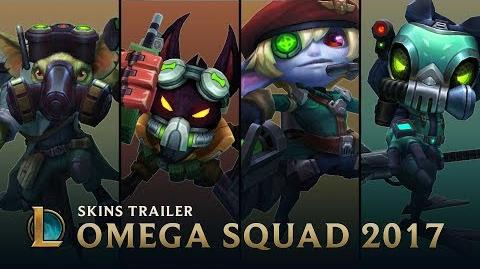 Operation Rescue Teemo Omega Squad 2017 Skins Trailer - League of Legends
