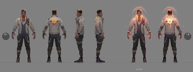Phoenix Valorant Concept 01