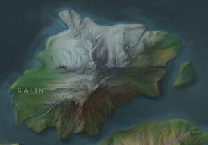 Ralin map