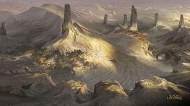 Shurima landscape